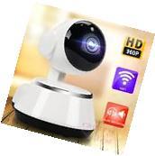 WiFi HD 960P Indoor Waterproof Wireless IR Home CCTV