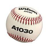 Wilson A 1030 Baseball With Legends Stamp