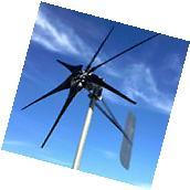 Low Wind Turbine Generator 1000 W/Watt/P SCORPION 48 DC 2/