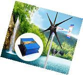 1800 W WindZilla PMA 12 V AC 6 Blade Wind Turbine Generator