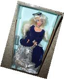 Winter Velvet Barbie Doll Special Edition 1995 First in the Series NIB