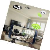 Wireless Digital Smoke Detector WiFi Camera Baby Monitor