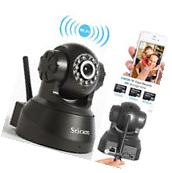 Sricam 720P HD Wireless WiFi IP Camera Pan/Tilt Security P2P