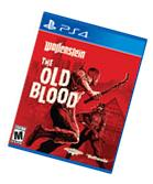 Wolfenstein The Old Blood - Playstation 4