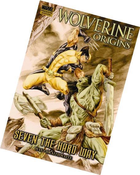 Wolverine Origins: Seven the Hard Way