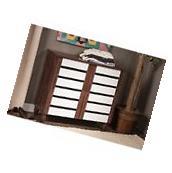 Wood Shoe Cabinet Storage Rack Organizer Entryway Shelves