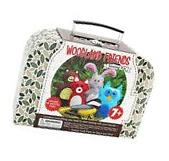 Woodland Animals Craft Kids Sewing Kit - Perfect Gift for