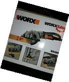 "Worx WorxSaw 4 1/2"" Compact Circular Saw WX429L"