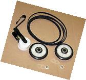 WP4392065 Dryer Belt Pulley Kit for Whirlpool Kenmore 341241