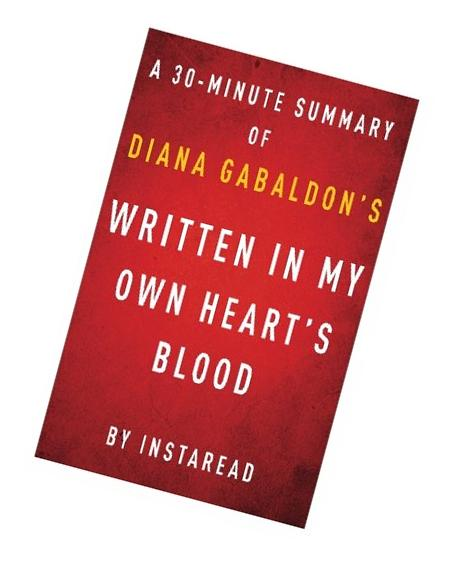 Written in My Own Heart's Blood  by Diana Gabaldon - A 30-