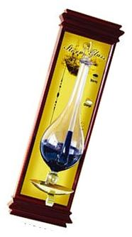 Ambient Weather WS-YG634 Antique Storm Glass Barometer with