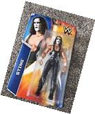 WWE Series #55 -Sting action figure Mattel Rare