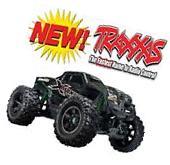 """Traxxas X-Maxx 8S Brushless TSM 4WD RTR 29.8"""" Monster Truck"""