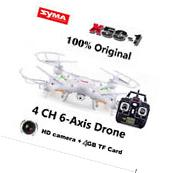 Syma X5C-1 Explorers 2.4G 4CH 6-Axis Gyro RC Quadcopter with