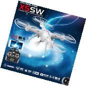 Syma X5SW 2.4G 4CH 6 Axis Gyro RC Drone Quadcopter w/ 2MP HD