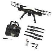 X5SW-1 Wifi FPV 2.4Ghz RC Quadcopter Drone with 2MP HD