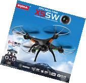 Syma X5SW WIFI FPV 2.4Ghz 4CH 6-Axis RC Quadcopter Drone 2MP