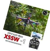 New X5SW1 Wifi FPV 2.4Ghz 4CH RC Quadcopter Drone with 0.3MP