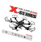MJX X600 RC Quadcopter Helicopter Drone Headless UFO 2.4G 6