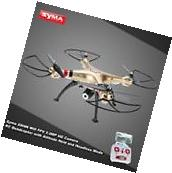 SYMA X8HW WiFi FPV RC Quadcopter Drone 6-Axis GYRO 2MP HD