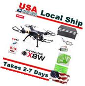 Syma X8W 2.4G 6-Axis Gyro FPV RC Drone Quadcopter HD WIFI