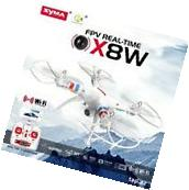 Syma X8W RC QUADCOPTER DRONE Wifi FPV 2.4G 6 Axis 4CH 2.0MP