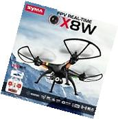 Syma X8W Wifi FPV Drone 2.4G Headless RC Quadcopter Drone