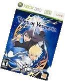 XBOX 360 GAME TALES OF VESPERIA  BRAND NEW & SEALED