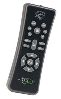 Pelican Xbox 360 TSZ Slim Line DVD Remote