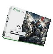 Microsoft Xbox One S Gears of War 4 1TB Console Bundle with
