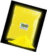 GLOMINEX YELLOW GLOW PIGMENT AD240 1 oz - YELLOW GLOW IN THE