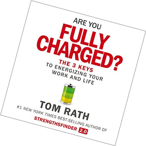 Are You Fully Charged? : The 3 Keys to Energizing Your Work