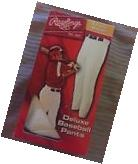 Rawlings Youth Small  Deluxe Baseball Pants White 100 %