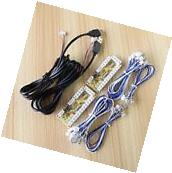 2X Zero Delay Arcade USB ENCODER PC TO JOYSTICK FOR 2PIN