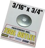 "3/16"" X 1"" Zinc Plated Fender Washers"