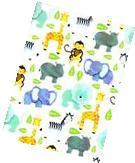 ZOO ANIMALS GIFT WRAPPING PAPER -5 Ft Sheet