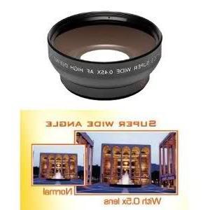 0.5x Digital Wide Angle Macro Professional Series Lens + DB