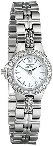 Invicta Women's 0126 II Collection Crystal-Accented