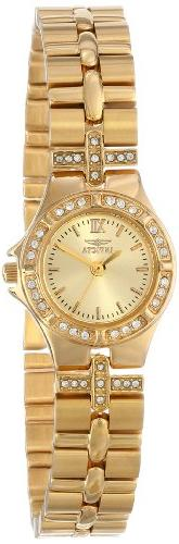 Invicta Women's 0134 Wildflower Collection 18k Gold-Plated