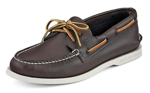 Sperry Top Sider Men's Authentic Original Boat Shoe - Brown
