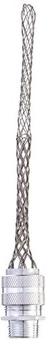 """Hubbell 07401018 Deluxe Cord Grip, Straight Male, 3/4"""" with"""