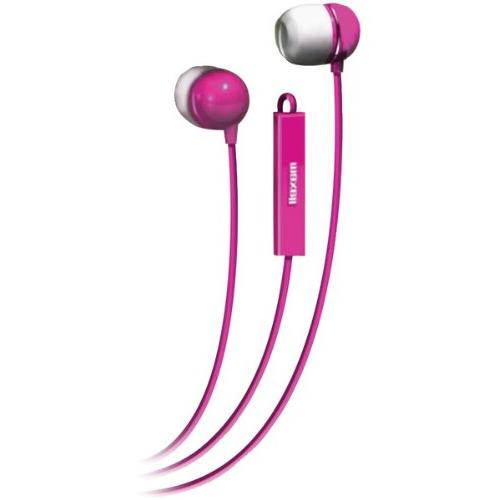 1 - Stereo In-Ear Earbuds with Microphone & Remote , In-ear