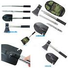 Outdoor 9 In 1 Camping Hiking Survival Knife Shovel Axe Saw