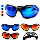 1 Chopper Strap Wind Resistant Sunglasses Motorcycle Riding