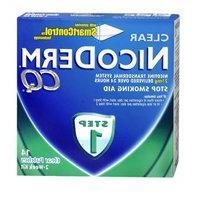 Nicoderm Cq Step 1 Clear Patches, 21 mg, 14 Units