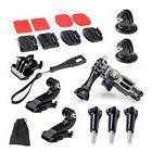 15 in 1 Grab Bag of Mounts Kits Bundle f GoPro Camera HD