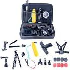 26 in 1 Head Chest Mount Floating Monopod Accessories Kit