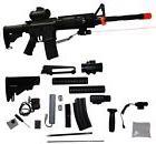 256-in-1 M83 Clone Electric Airsoft Rifle AEG Gun M4 M16 -