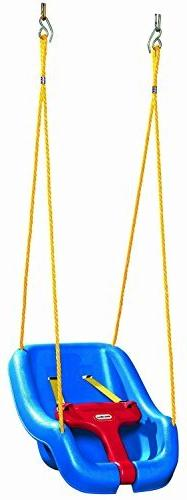2 in 1 Snug n Secure Swing Blue : New free shipping