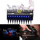 10 Isolated Output 9V 12V 18V Guitar Pedal Board Power